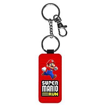 Super Mario Run Nyckelring