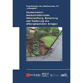 Geotechnisch-markscheiderische Untersuchung - Bewertung und Sanierung