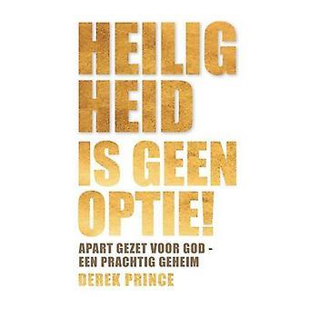 Set Apart for God - Dutch by Derek Prince - 9789075185782 Book