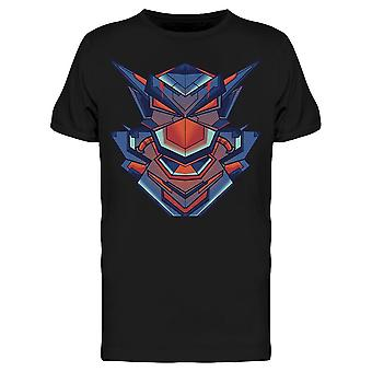 Robot Head Cartoon Tee Men's -Kuva Shutterstockilta