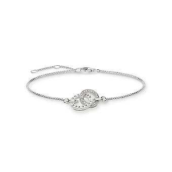 Thomas Sabo Together Forever Silver Bracelet