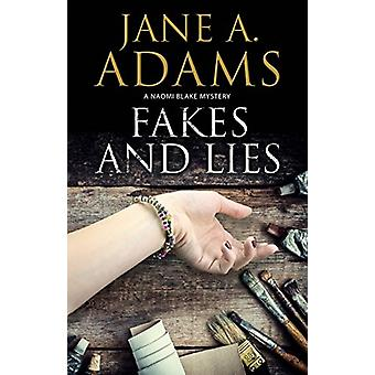 Fakes and Lies by Jane A. Adams - 9781847518842 Book