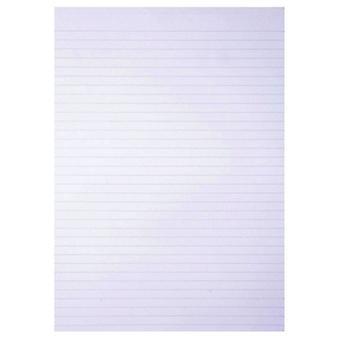 Silvine A4 Memo Pad No Cover (10 Packs of 80 Sheets)