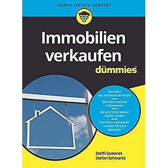 Immobilien verkaufen fur Dummies by Steffi Sammet - 9783527716487 Book