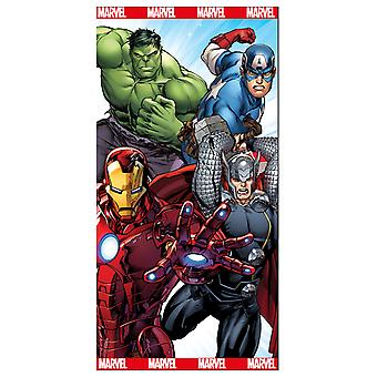 Marvel Avengers strandhanddoek