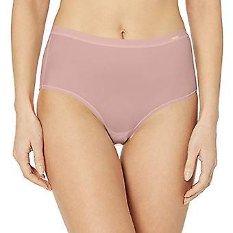 Le Mystere Women's Infinite Comfort Brief Panty, Lotus, L/XL