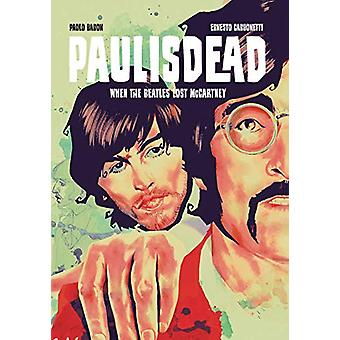 Paul is Dead by Paolo Baron - 9781534316294 Book