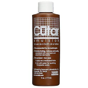 Cutar emulsion bath oil, 6 oz