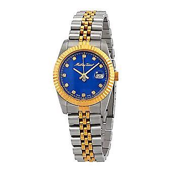 Mathey-Tissot Clock Donna Ref. D810BU, IN