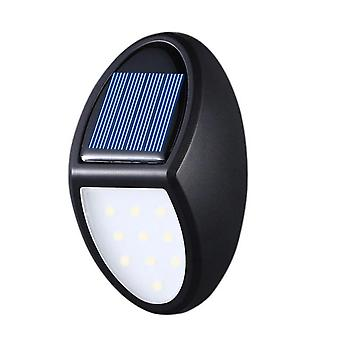 600LM 10 LED Solar Light Garden Security Outdoor Lamp