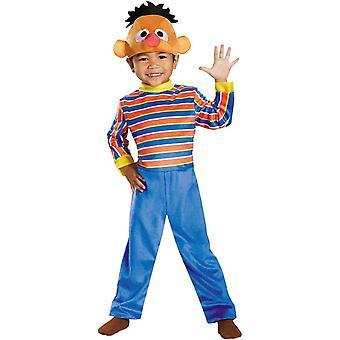 Sesame Street Ernie Toddler Costume