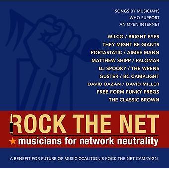 Rock The Net: Musicains For Network Neut [CD] USA import
