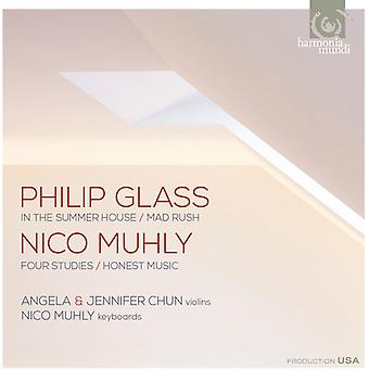 Glass / Chun, Angela / Muhly, Nico - In the Summer House - Mad Rush [CD] USA import
