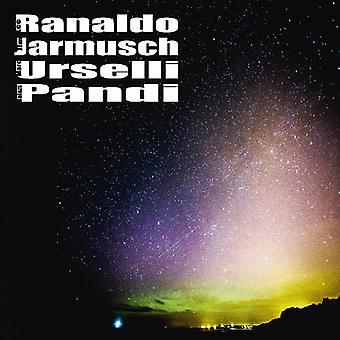 Lee Ranaldo / Jim Jarmusch / Marc Urselli [CD] USA import
