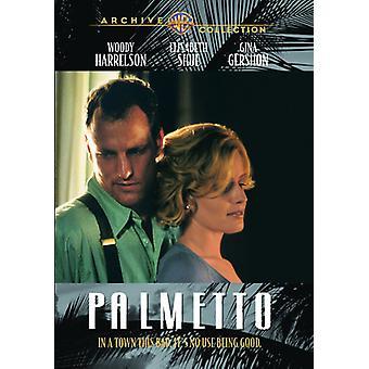Palmetto [DVD] USA tuonti
