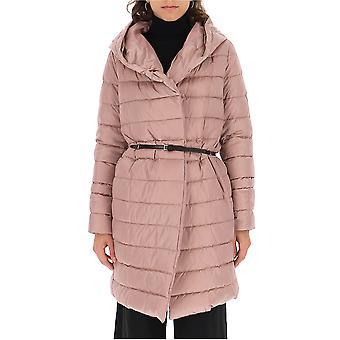 'S Max Mara 94860386000038 Femmes-apos;s Pink Nylon Down Jacket