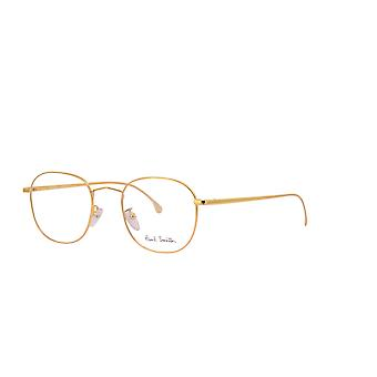Paul Smith ARNOLD PSOP008V2 02 Gold Glasses