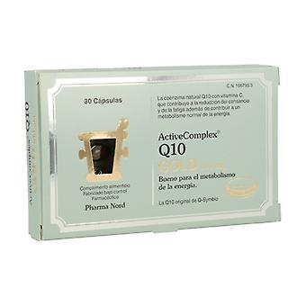 Activecomplex Q10 goud 30 capsules