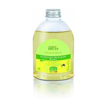 Zanzhelan Refill for duftende pinner 250 ml