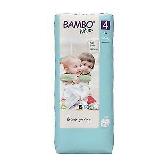 T4 diapers (7-14 Kg) ECO 48 units