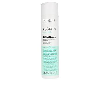 Revlon Re-start Volume Vergrößerung Shampoo 250 Ml Unisex