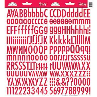 Doodlebug Design Marihøne Tynne klistremerker