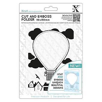 Xcut Cut & Emboss Folder - Air Balloon