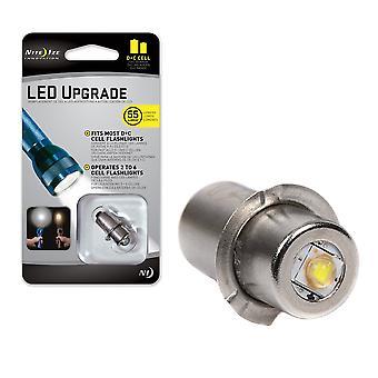 Niteize LED - Version 3 ampoule de mise à niveau - 55 lumens - Maglite D +C lampes de poche cellulaire