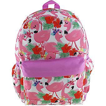 Backpack - KBNL - Flamingo - All Over Print 16