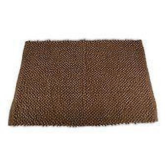 Kylpyhuoneen matto Beige 60x90 cm