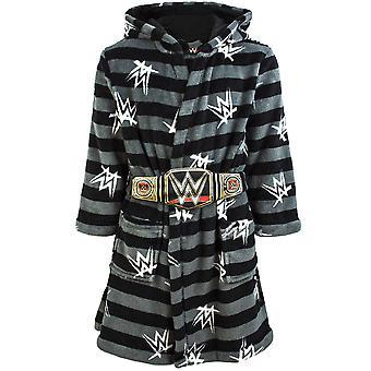 WWE Dressing Kleid für Jungen Wrestling Championship Titel Gürtel Kinder Bademantel