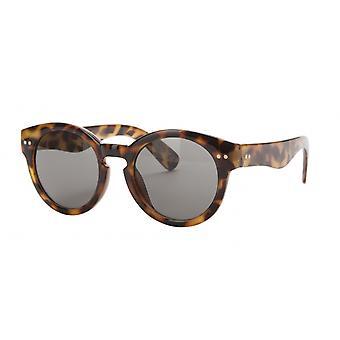 Sonnenbrille Damen    Kat.3 braune Schildkröte/Rauch (aml19014b)
