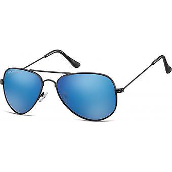 """Óculos de Sol Unisex Aviator preto (""""ms94f"""")"""
