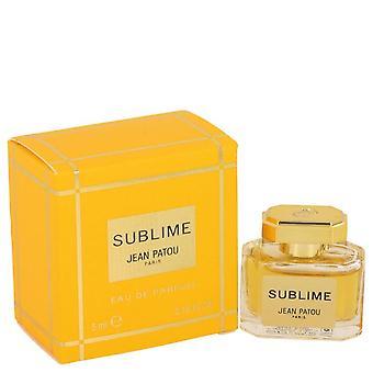 Sublime mini edp van jean patou 534833 4 ml