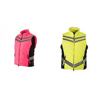 Equisafety Inverno Quilted Gilet
