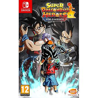 Super Dragon Ball Heroes World Mission Switch Gra