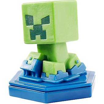 Minecraft Boost långsammare Creeper Mini Figur