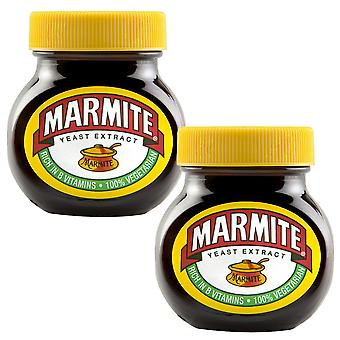 2 x 250g Marmite Sandwich Spread Filler Vegan Yeast Extract Seasooning Marinade