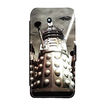 Doctor Who Dalek Samsung Galaxy S9 Wallet Case