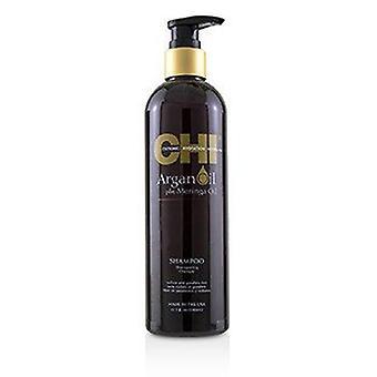 Arganöl Plus Moringa Öl Shampoo - Sulfat & Paraben Free 340ml oder 11.5oz