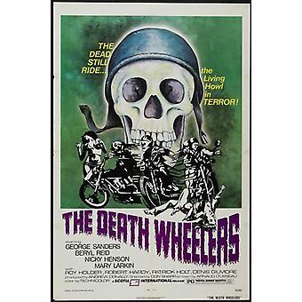 Psychomania Movie Poster (11 x 17)