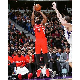 James Harden 2015-16 Action Photo Print