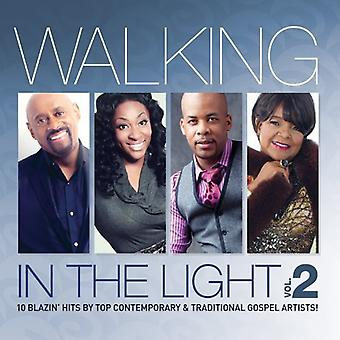 Walking in the Light - Vol. 2-Walking in the Light [CD] USA import