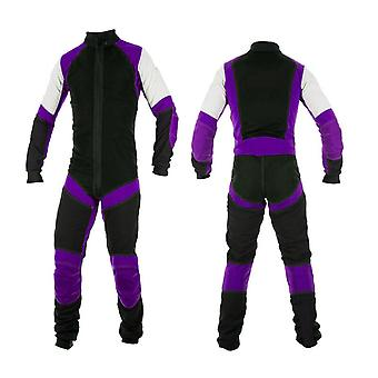 Freefly skydiving suit purple se-02