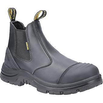 Amblers سلامة الرجال AS306C سحب على أحذية تاجر السلامة