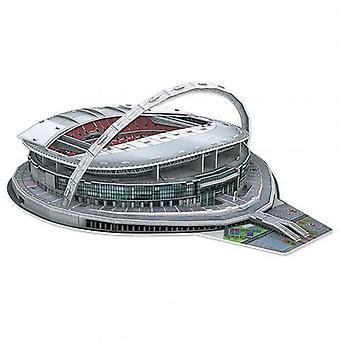 Wembley 3D Stadium Puzzle