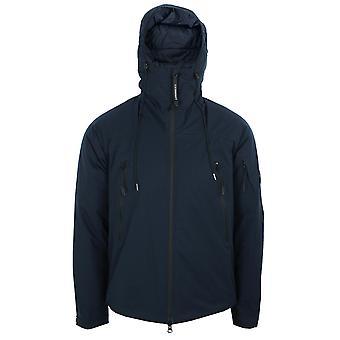 C.p. company men's navy pro-tek hooded jacket