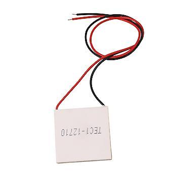 TEC1-12710 Enfriador termoeléctrico de alta potencia 12V Refrigeración del disipador térmico 4x4cm