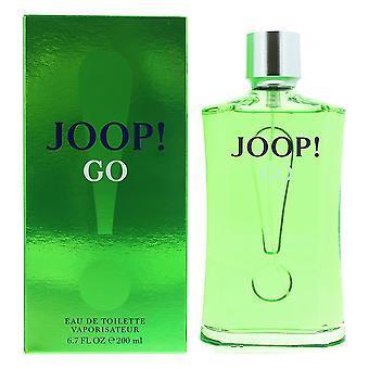 JOOP! Go Eau de Toilette 200ml Spray For Him