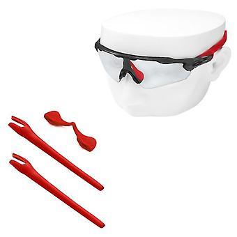 Rubber Kits Nose Pads & Earsocks For-oakley Radar Ev Path Lunettes de soleil